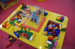 Magic of Play Lego Duplo Mall Booth - build on tables