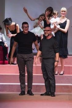Milan Fashion Week Autumn:Winter 2015 - Dolce & Gabbana