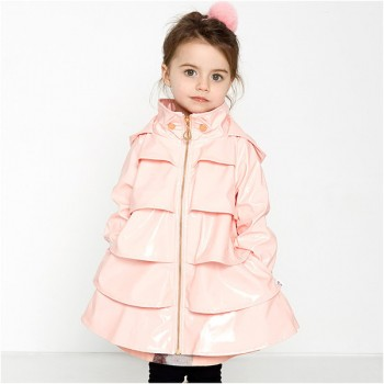 Oil and Water Pink Opera jacket