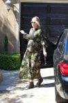 Pregnant Molly Sims