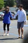 Pregnant Zooey Deschanel & Jacob Pechenik Step out in LA