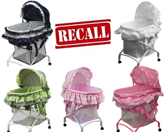 Recall 13 000 Dream On Me 2 In 1 Bassinet To Cradle Due
