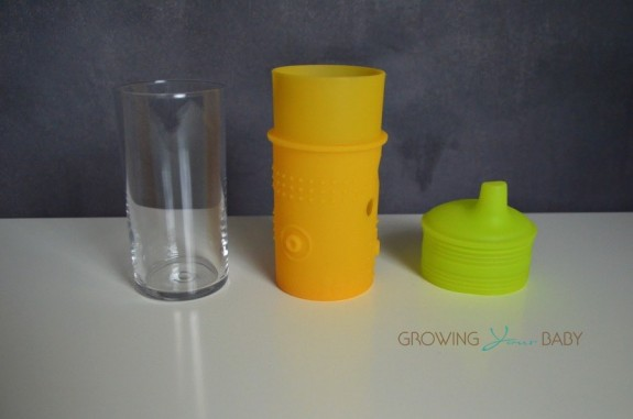 Silikids - Glass Training Cup