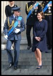 The Duke & Duchess Of Cambridge Attend a Service of Commemoration