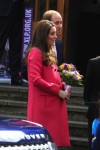 The Duke & Duchess of Cambridge visit the XLP Arts Project at Christ Church
