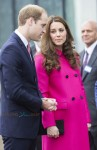 The Duke and Duchess of Cambridge visit the XLP Arts Project at Christ Church