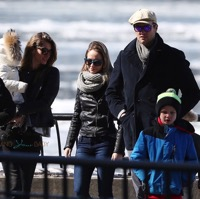 Tom Brady and Gisele Bundchen Step Out With Their Kids In NYC