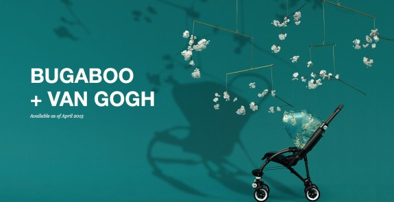 bugaboo Van Gogh Special Edition Bee3