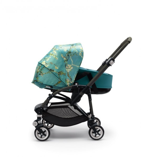 bugaboo Van Gogh Special Edition Bee3 with bassinet