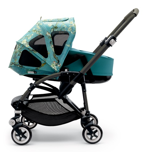 bugaboo Van Gogh Special Edition Bee3 - with breezy canopy