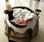 Ali Larter FEED Diaper Bag