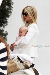 Ali Larter Steps Out With Her Daughter Vivienne