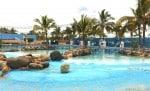 Dolphin enclosure Aquaventuras Park in Puerto Vallarta