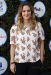 Drew Barrymore attends The Safe Kids Day in Los Angeles