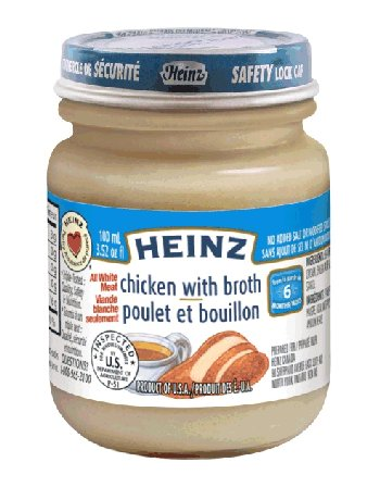 Heinz - Chicken with Broth