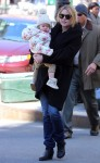 Jenna Bush-Hager out in NYC with daughter Mila