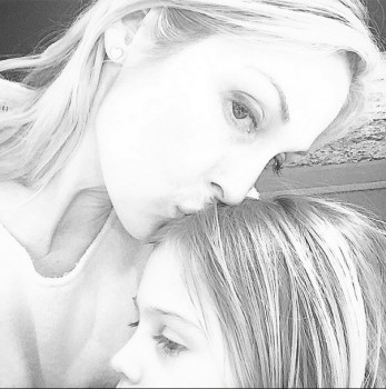 Kelly Rutherford with daughter Helena Instagram