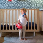 Oeuf NYC FAWN CRIB & BASSINET SYSTEM - toddler