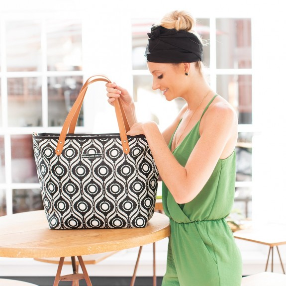 Petunia Pickle Bottom - Downtown Tote