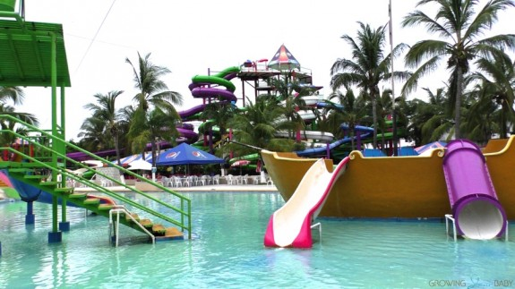 Water Park Aquaventuras Park in Puerto Vallarta