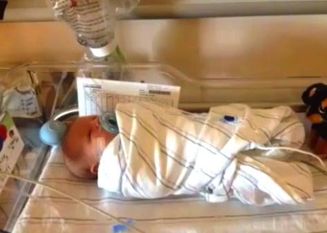 newborn Arly Satterly