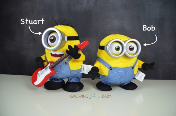 Minion Review! Rock 'N Roll Stuart And Sing 'N Dance Bob