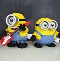 Minion Review! Rock 'N Roll Stuart And Sing 'N Dance Bob {Video}