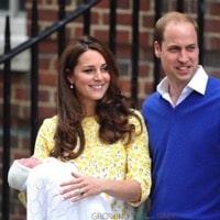 The Duke & Duchess of Cambridge Debut Their Baby Girl!