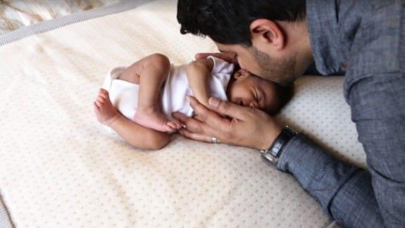 baby Zain Rjani