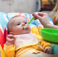 Solid Foods Being Fed to Infants Too Early, CDC Says
