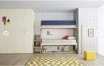 Battistella Room 02 bed open