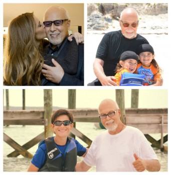 Celine Dion Father's Day tribute to husband Renee Angelil