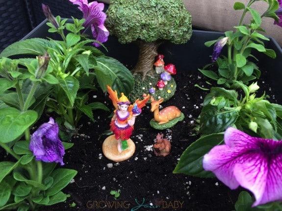 DIY Fairy Garden With Creative Roots