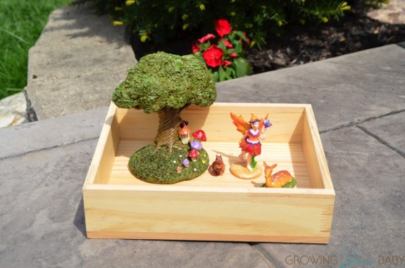 Create A Fairy Garden With Creative Roots DIY KitVideo Review