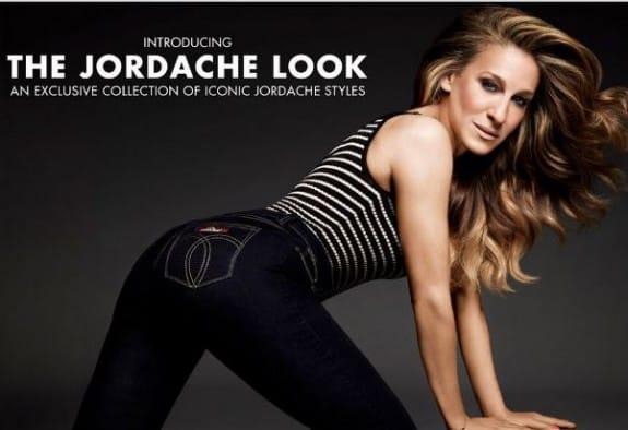 Sarah Jessica Parker for Jordache