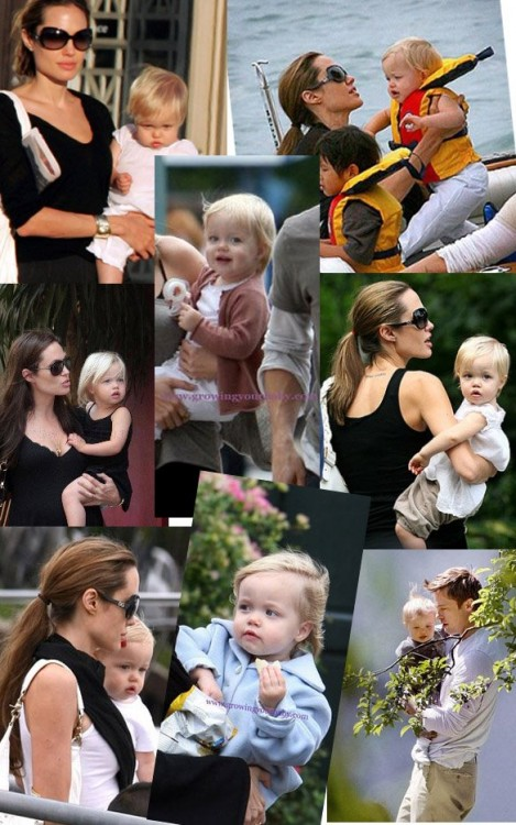 Shiloh Jolie-Pitt Is 2!