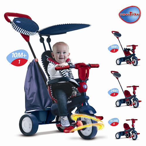 Summer Cruising ~ 10 Cool Tricycles For Toddlers