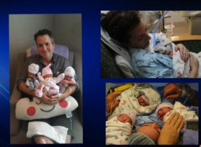 Three Sets Of Triplets Born Over 3 Days At Texas Hospital