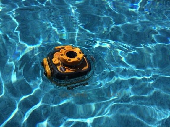 VTECH Kidizoom Action Cam - floating