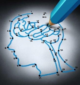 autism busy brain