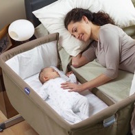 5 Top Co-Sleepers for Keeping Baby Close