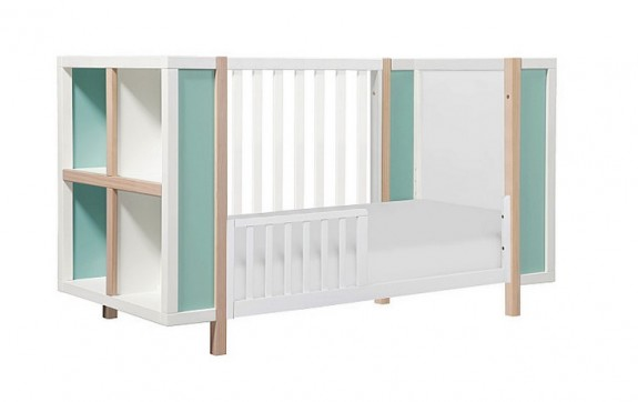 Babyletto Bingo Crib toddler bed