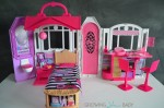 Barbie's GLAM Getaway House - open