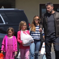 Is Ben Affleck Having A Relationship With The Nanny?