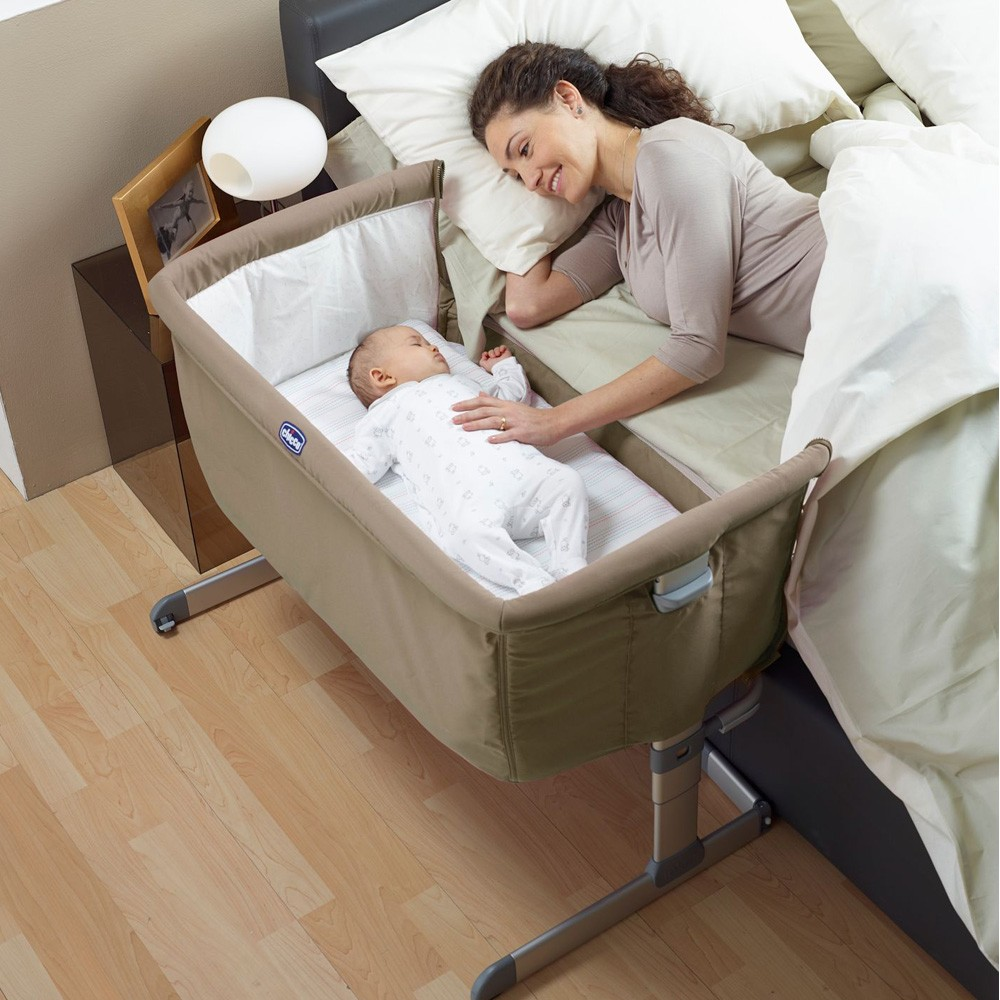 Baby bed co sleeper - Chicco Next2me Side Sleeping Crib