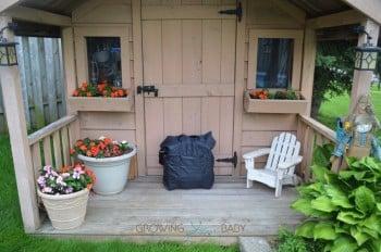 GB Qbit Stroller - in storage bag