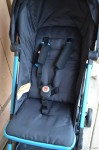 GB Qbit Stroller - seat