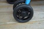 GB Qbit Stroller wheels