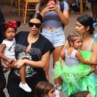 The Kardashians Celebrate Penelope's Birthday At Disneyland!