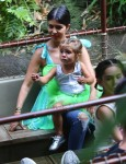 Kourtney Kardashian celebrates daughter Penelope's Birthday at Disneyland
